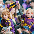 Last Saturday's joust with Wexford was the kind of match Kilkenny would have relished in their heyday. Photo: Daire Brennan/Sportsfile
