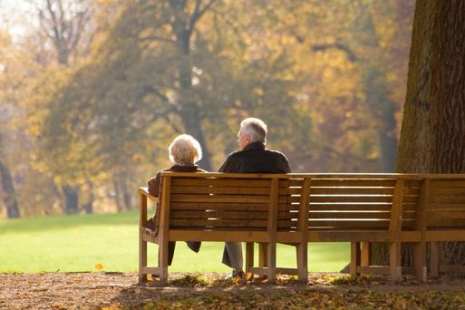 Pensioners can forfeit their right to a medical card if their income is too high. Stock photo