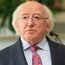 President Michael D Higgins. Photo: Collins Dublin, Gareth Chaney
