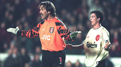 Robbie Fowler enjoyed plenty of success for Liverpool against Arsenal in his playing days