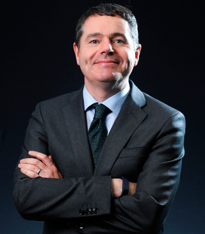 Initial Budget: Minister for Finance and Public Expenditure and Reform Paschal Donohoe