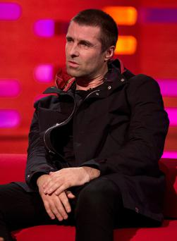 Liam Gallagher's new album isn't actually too bad