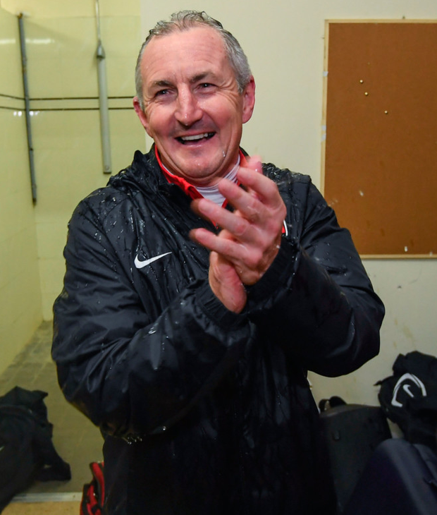 John Caulfield. Photo: Sportsfile