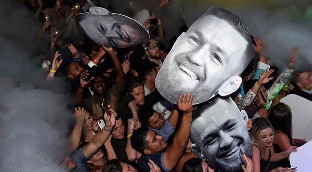 'To a lot of people trapped in jobs which they hate or struggling to make ends meet or just bored with the limitations of their lives, McGregor is a dream figure'