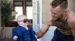 Mini Me Dad: Conor McGregor