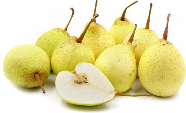 The pear is my current fruit of choice, but I may go back to oranges