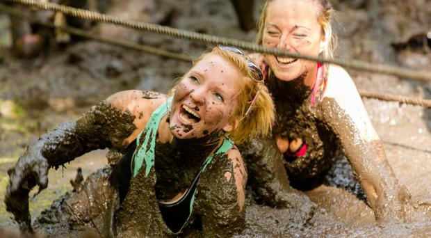 Tough mudders - but is feeling the burn really key to our happiness?