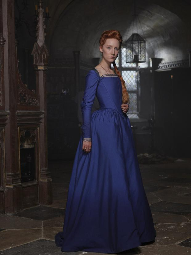 Saoirse in 'Mary Queen of Scots'