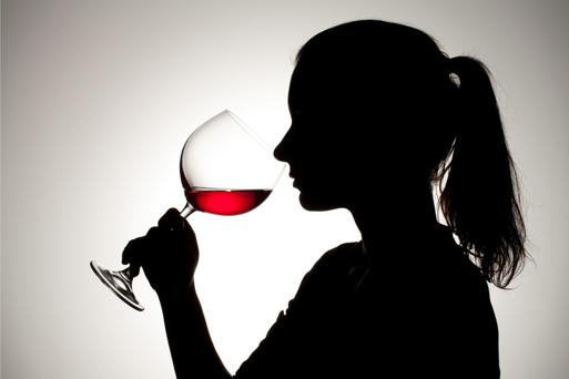 THINK BEFORE DRINK: Don't try to quench your thirst with a glass of wine