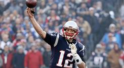 Once an emotional and even tetchy figure, these days Tom Brady is almost preternaturally calm