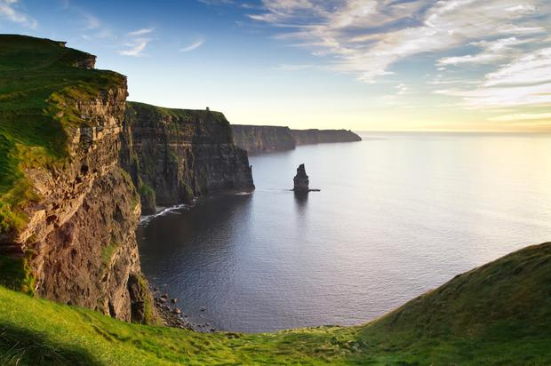 The Cliffs of Moher (stock picture)
