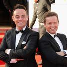 Dynamic duo: Ant & Dec. Photo: Getty Images