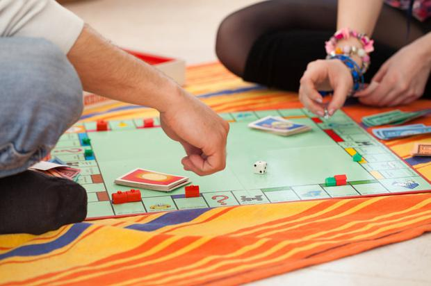 Bored game: There's no point trying to finish Monopoly — it never ends