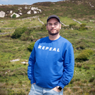 Brendan O'Neill in Clifden, Co Galway. Photo: Andrew Downes