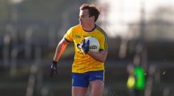 Niall Kilroy will likely fall back for Roscommon, who conceded ten goals in the league. Photo: Sportsfile