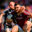 This Galway team has excellent, powerful forwards, such as Damien Comer, who are capable of beating anyone if they are instructed to play as forwards. Photo: Sportsfile