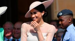Meghan Markle in 2018. Picture: PA