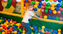 Soft play zones operate as a Fisher-Price fight club