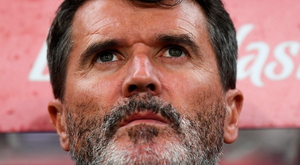 'Even if there was a pragmatic case to be made for Roy Keane's behaviour, most people would agree that any goal which can only be accomplished through bullying and intimidation is hardly worth striving for.' Photo: Sportsfile