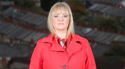 Mairia Cahill pictured in north Belfast this weekend. Photo: Jonathan Porter