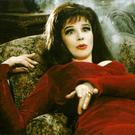 VAMP IT UP: Fenella Fielding in 1966's Carry On Screaming