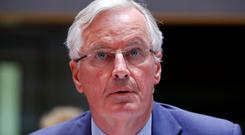 European Union chief Brexit negotiator Michel Barnier. Photo: Reuters