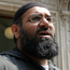 Silent: Preacher Anjem Choudary is banned from talking to media