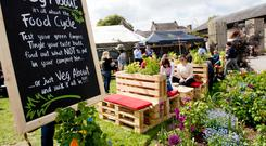 Ballymaloe Craft Fair, the perfect family pilgrimage