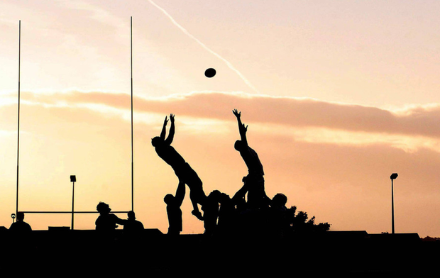The Leinster League Division 1A teams had the weekend off and most are now inactive until the New Year but three teams, Enniscorthy, Wicklow and Ashbourne, are involved in the semi-finals of the All-Ireland Junior Cup tomorrow afternoon.' Stock photo: Sportsfile