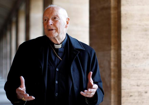 unmasked accusations against theodore mccarrick left many questioning their faith