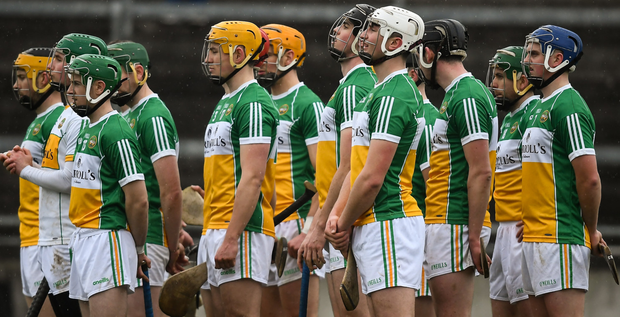 'Given the circumstances, it required world-class levels of chutzpah and self-delusion for Offaly to insist last year that they were too good for the Joe McDonagh Cup.' Photo: Sportsfile