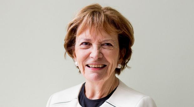 Dress to impress: Joan Bakewell