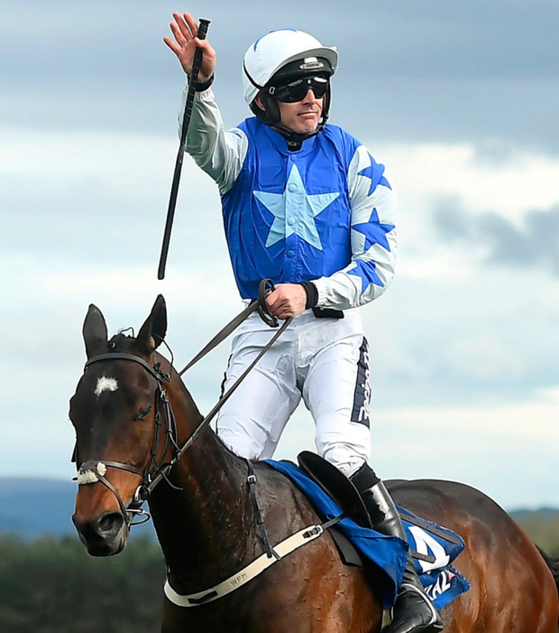 Ruby Walsh: 'You can replace a horse, you can't replace a human being.' Photo: Sportsfile