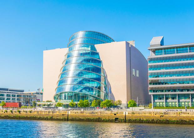 The Convention Centre Dublin plays host to a number of business conferences throughout the year