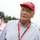 Niki Lauda. Photo: Getty Images