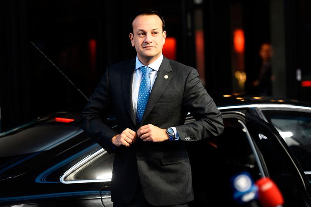 Leo Varadkar says he is happy to carry on being Taoiseach, but if he did ever become president of the EU, his sexuality and ethnicity should be irrelevant. Photo: Getty Images