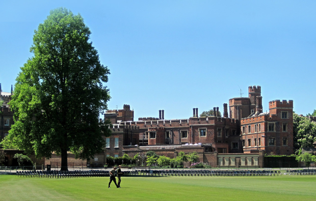 Eton, one of the most famous schools in the world. Photo: Getty Images
