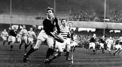 Tony O'Reilly in action during his playing days