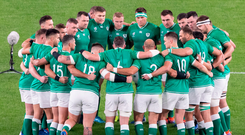 'This disastrous last 11 months will define the Schmidt era every bit as much as the glorious 11 months which preceded them. This was Napoleon's retreat from Moscow in rugby form'. Photo: Juan Gasparini/Sportsfile