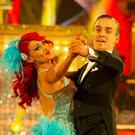 Public gaze: YouTube star Joe Sugg tastes the limelight on traditional weekend TV in 'Strictly Come Dancing' in 2018