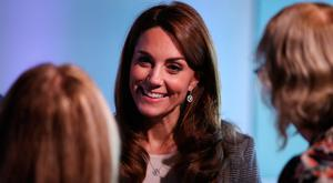 Kate is good at hiding her true feelings in public. Photo: Getty