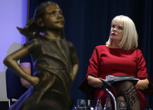 Female-specific roles: Higher Education Minister Mary Mitchell O'Connor at the launch of the Gender Equality Action Plan 2018-2020 back in November. Photo: Damien Eagers / INM