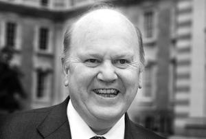 Careful Now: Finance Minister Michael Noonan said last week that we would have to raise taxes in order to pay for tax cuts