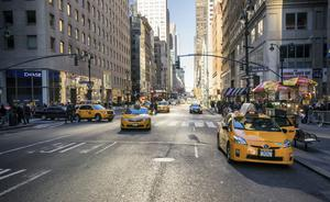 Before long, yellow taxis will follow other casualties of the internet, like telephone kiosks and walkmans.