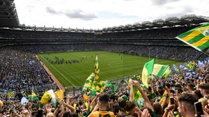 Croke Park during the 2019 All-Ireland final