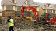 Builders will get a tax discount if they begin work on-site within 18 months of getting planning permission, under plans to be announced in Budget 2015.