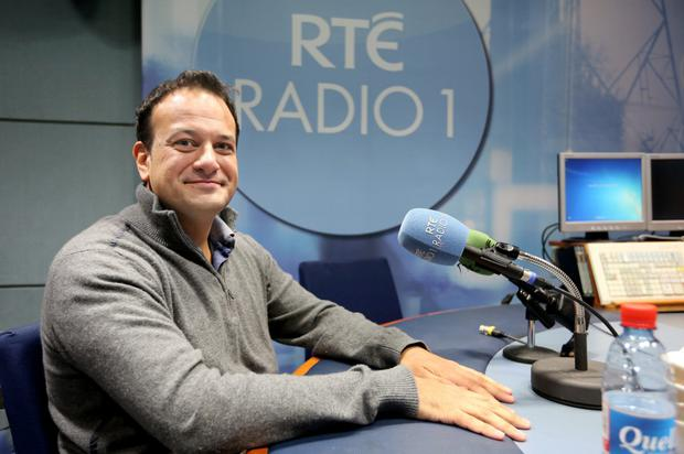Health Minister Leo Varadkar has come out