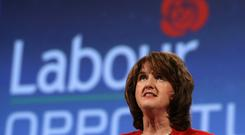 Tanaiste Joan Burton's backroom team are pinning their election hopes on 'Annie', whom they plan to woo with promises of a little bit more money in her pocket to go out at the weekends with her husband and friends