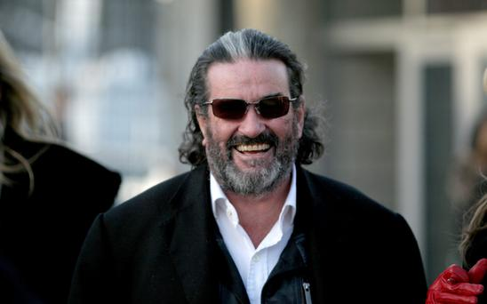 Back in business: Johnny Ronan's exit from Nama frees him up to return to property development