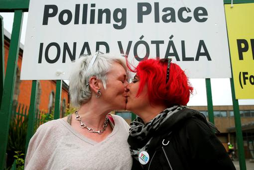 Country awaits the Marriage Referendum result